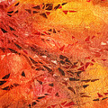Frosted Fire I by Irina Sztukowski