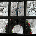 Frosted Windowpanes by Blake Baines