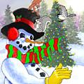 Frosty And Friends by Richard De Wolfe