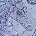 Frosty Dragon by Renee Lavoie
