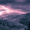 Frosty Mountain Sunrise by Capturing The Carolinas