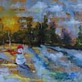 Frosty The Snow Man by Carol Berning