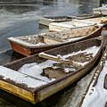 Frozen Boats by Scott Patterson
