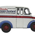 Frozen Custard On Wheels by Lin Grosvenor
