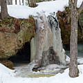 Frozen Fall by Linda Kerkau