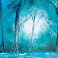 Frozen Forest by Richard Fey