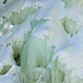 Frozen Moss Glen Falls by John Burk