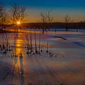 Frozen New Year by Scott McKay