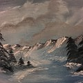 Frozen River by Sonny Sinay