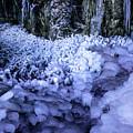 Frozen Stream by Sherri Barrett