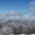 Frozen View by Dan Friend