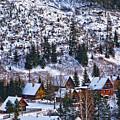 Frozen Village V2 by Alex Art and Photo