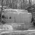 Frozen Waterfall by Michael Munster