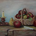 Fruit Basket - Lmj by Ruth Kamenev