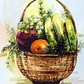 Fruit Basket by Anju Saran