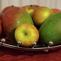 Fruit Basket by Pamela Walton