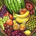 Fruit Basket by Shana Rowe Jackson