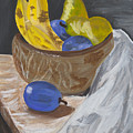 Fruit Bowl by Michelle Locklear