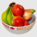 Fruit Bowl Still Life by MountainSky S