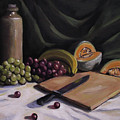 Fruit By The Light by Nancy Griswold