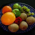 Fruit Dish by Peter Piatt