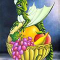 Fruit Dragon by Mary Hoy