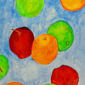 Fruit Drops by Matthew Doronila