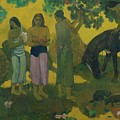 Fruit Gathering by Paul Gauguin