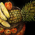 Fruit In The Round by Shirley Sykes Bracken