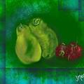 Fruit by Jessica Mason