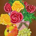 Fruit Petals by Erich Grant