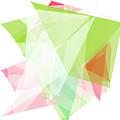 Fruit Polygon Pattern by Frank Ramspott