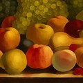 Fruit Realistic by Catherine Lott