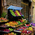 Fruit Stand  by Harry Spitz