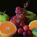 Fruit Still Life by Angela Murdock