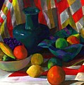 Fruit Still Life by Peter Shor