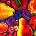 Fruit Tumble by Anne Nye