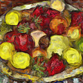 Fruitbowl by Dee Flouton