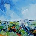 Fruitgum Landscape by Michael Hemming