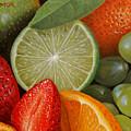 Fruitmix by Dietrich Moravec