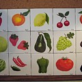 Fruits And Vegetables by Hilda and Jose Garrancho