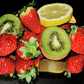 Fruits by Elvira Ladocki