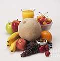Fruits by George Mattei