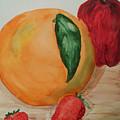 Fruits Of All Seasons by Helen Krummenacker