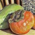 Fruits Of Autumn by Vicki Baun Barry