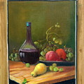 Fruits Of Life by Sally Seago