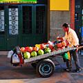 Fruta Limpia by Skip Hunt