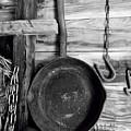 Frying Pan by D Hackett