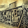 Ft. Apache General Store by Irene Dowdy