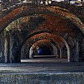 Ft. Pickens Arches by George Taylor